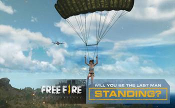 Free Fire Battlegrounds游戏