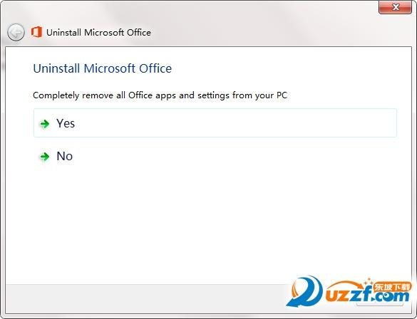 Microsoft Office2013/2016卸�d工具截�D1