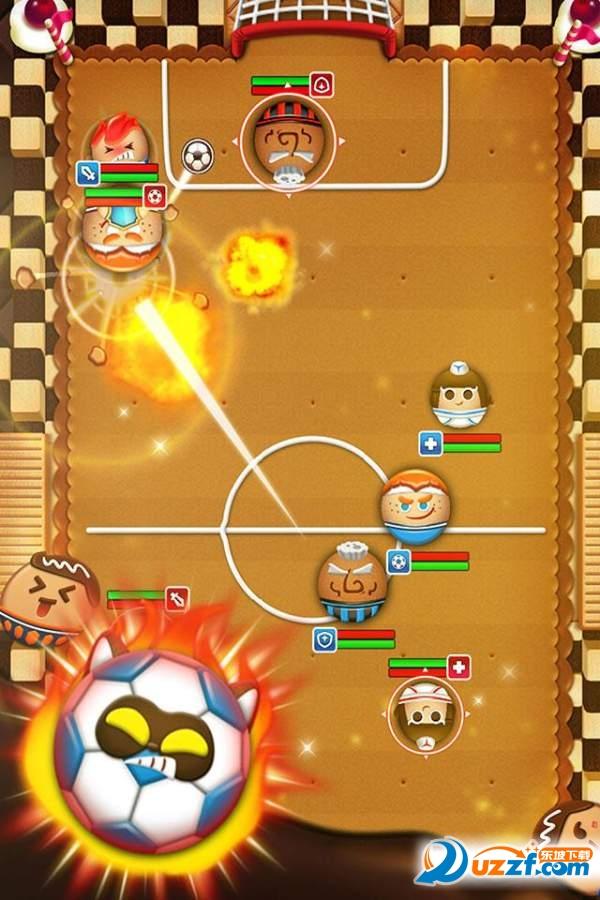 王牌射手游戏手机版截图