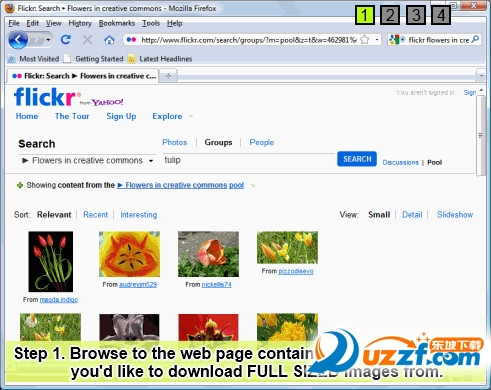 Bulk Image Downloader(BID)截图1
