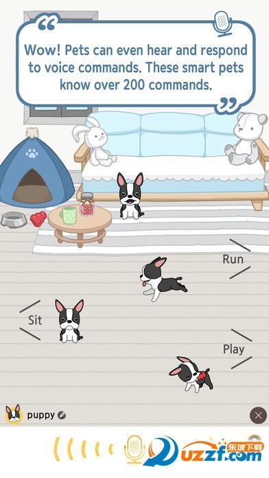 Hellopet宠物养成app截图