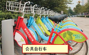 公共自行车服务app