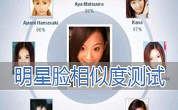 明星脸相似度app