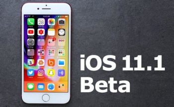 iOS11.1固件及描述文件