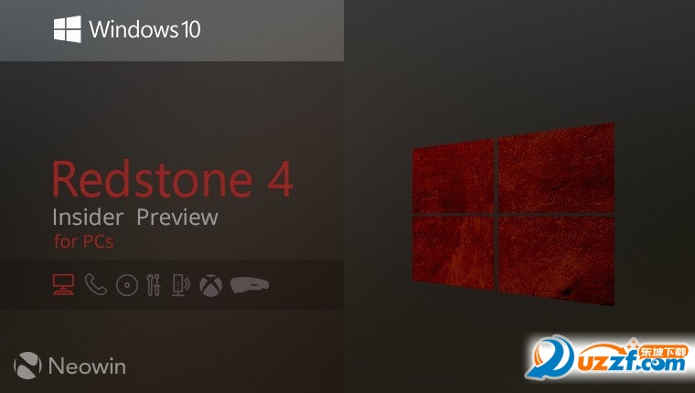 windows 10 RedStone 4 build 17035 iso镜像截图0