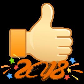 点赞动图gif图片下载2018|2018年点赞表情图的扫毒表情包图片