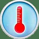 手机室内温度计中文版