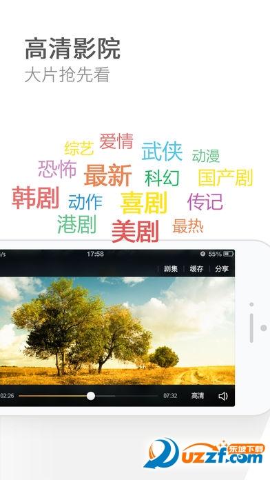 猎豹浏览器iPhone版截图