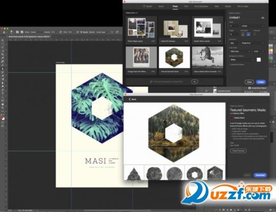 Adobe Photoshop CC2017 MAC版截图0