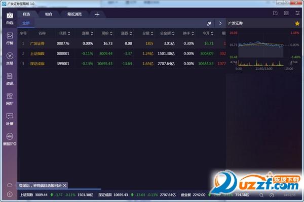 广发证券至易版截图0