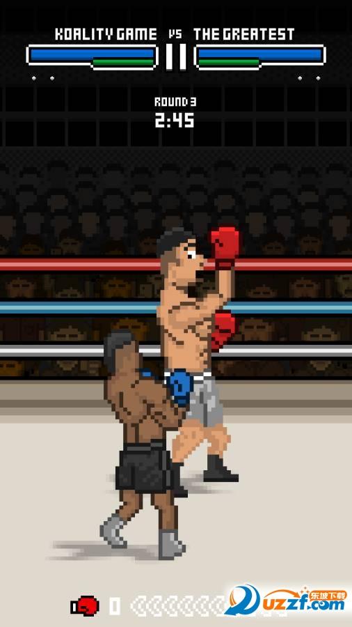 职业拳击手游戏手机版截图