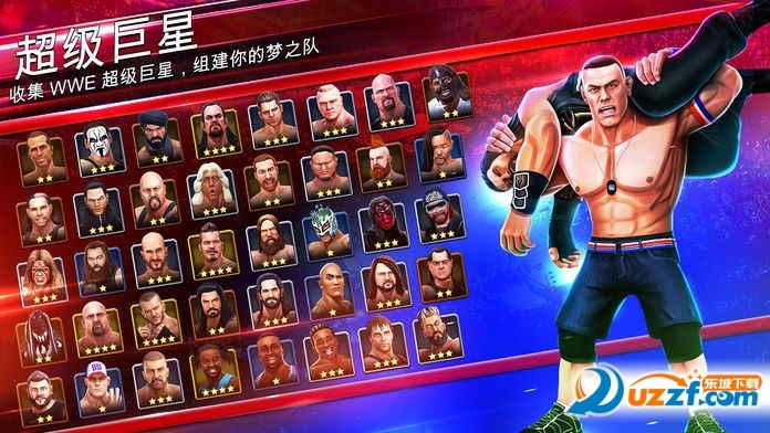 WWE Mayhem手游截图