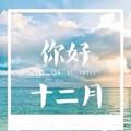 12月你好朋友圈祝福语带字图片素材精选版