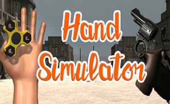 手掌模�M器Hand Simulator
