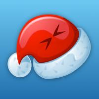 微信朋友圈添加圣�Q帽�件