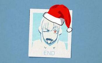 我想要一顶圣诞帽