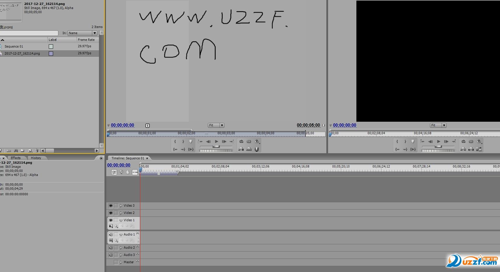 Premiere cs3 破解版截图1