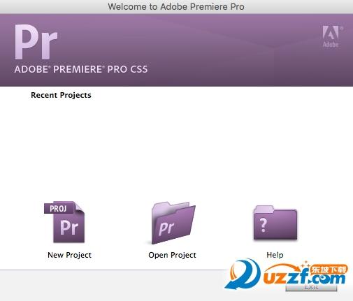Premiere cs5 mac 苹果版截图2
