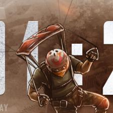 腾讯H1Z1伞兵集结公测版免费版