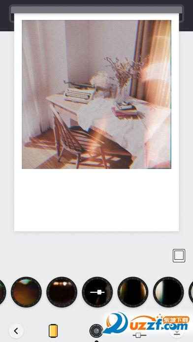 MolyCam复古相机截图