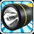 彩色灯光手电筒app