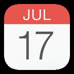 A4打印日历