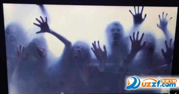 僵尸爬屏幕的动态壁纸1080 高清版下载