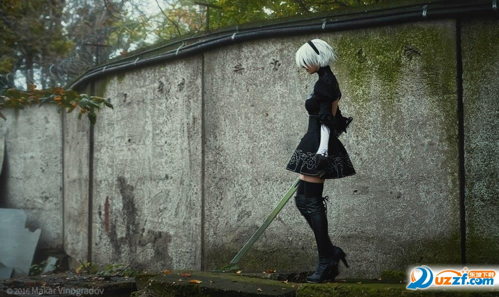2b nier automata cosplay part 1 10