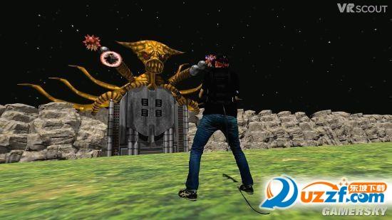 魂斗罗VR版截图