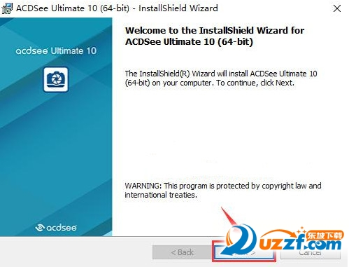 ACDSee Ultimate Pro 10 注册机截图1