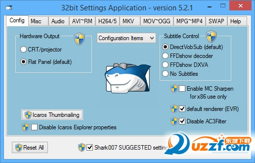 Windows10/8.1/7格式解码器下载(Advanced Codecs forWindows10/8.1/7)截图0