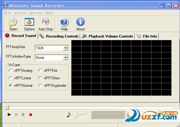 AD Sound Recorder(音频录音工具)截图0