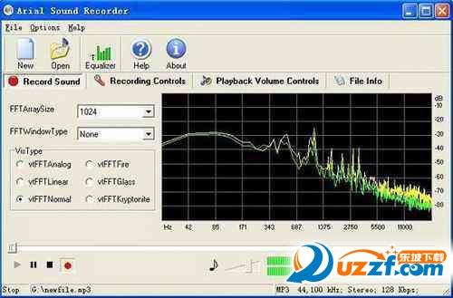 AD Sound Recorder(音频录音工具)截图2