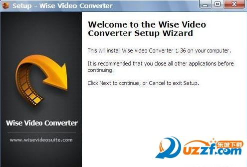 Wise Video Converter Pro(明智视频转换工具)截图0