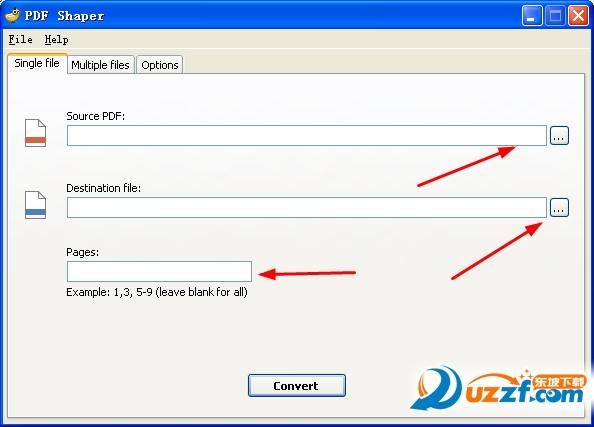 多功能 PDF工具集合(PDF Shaper Pro)截图0