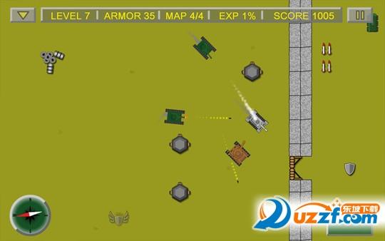 gray tank游戏截图1