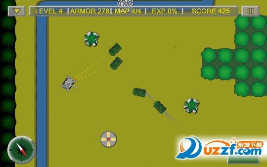 gray tank游戏截图3