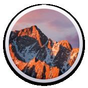 macOS Sierra 10.12.5官方qg999钱柜娱乐版【支持win10.3】