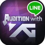LINE Audition With YG免认证版