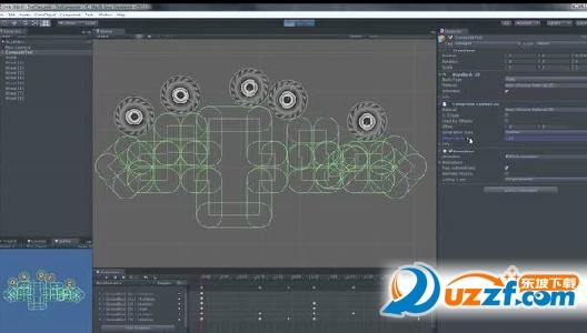 unity3d 5.6中文破解版截图0