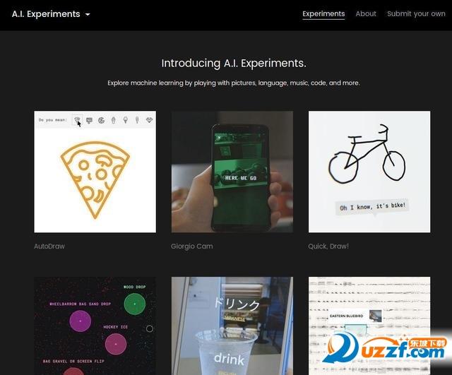 AutoDraw谷歌人工智能绘图工具截图1