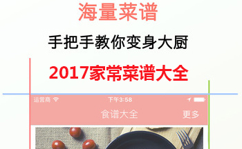 2017家常菜谱大全