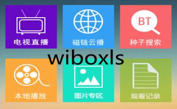 wiboxls播放器