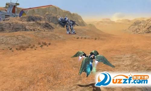 敢达争锋对决手游模拟器版截图0