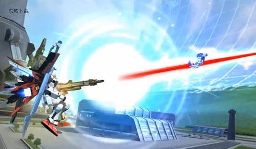 敢达争锋对决手游模拟器版截图2