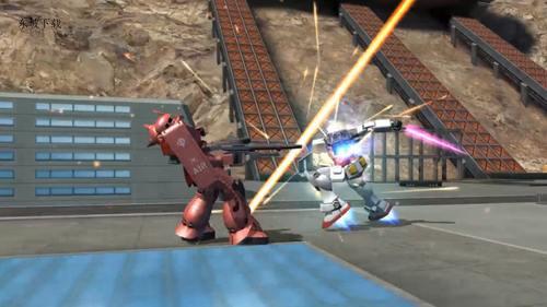 敢达争锋对决手游模拟器版截图3