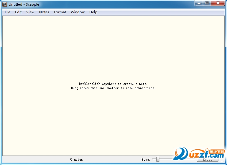 Scapple破解版(思维导图软件)截图0