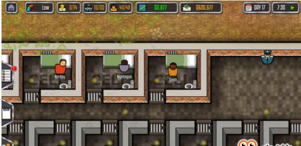 监狱建筑师手游苹果版(Prison Architect)截图
