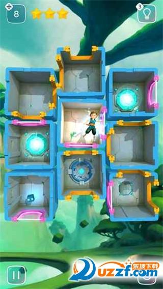 迷宫穿越3-3IOS版截图