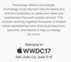 wwdc2017全球开发者大会播放器PC官方版